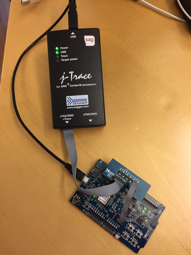 Debugging nRF52 series devices using Trace - Nordic Blog