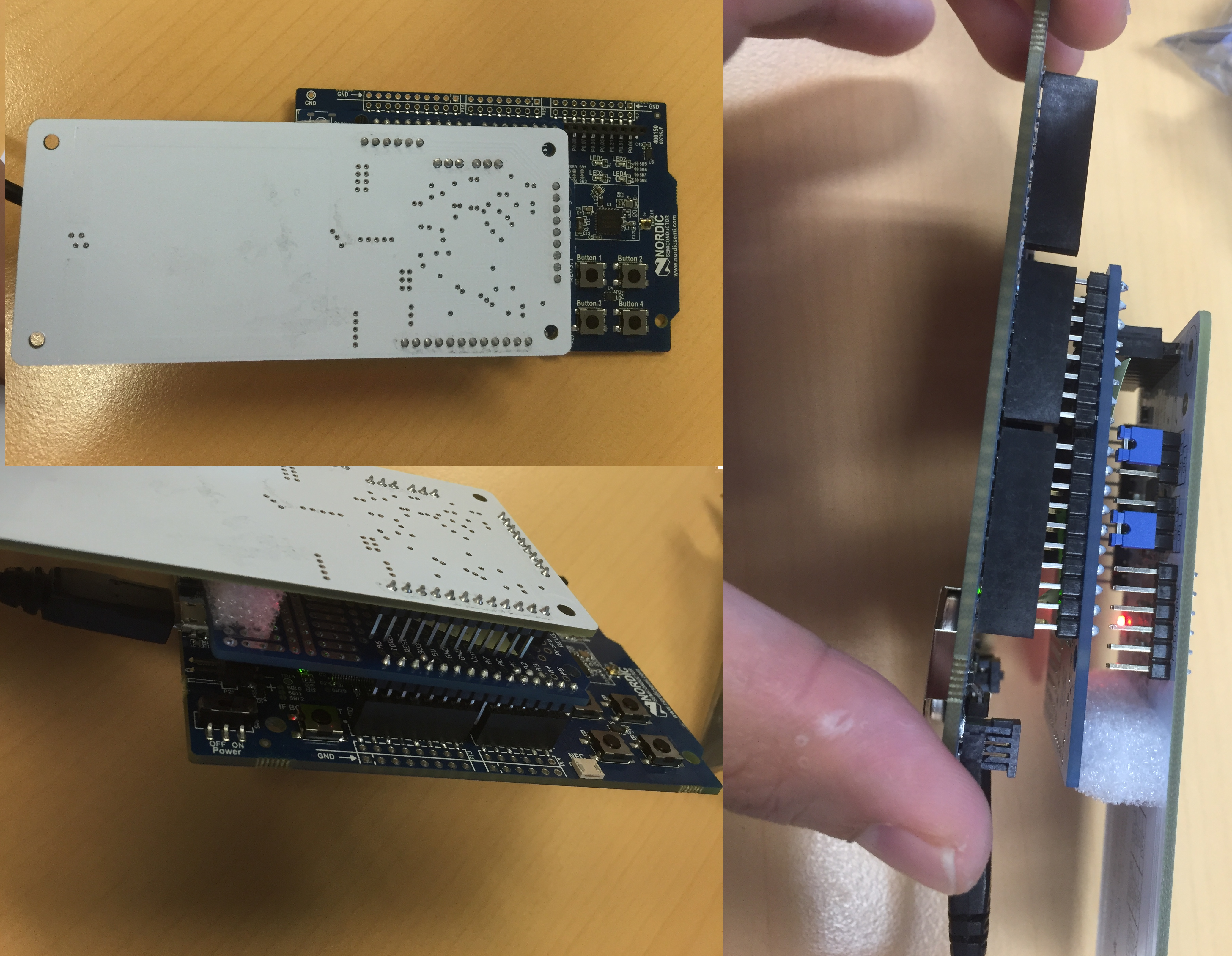 How to test nRF52 NFC tag with reader (Adafruit Tag Reader) - Nordic