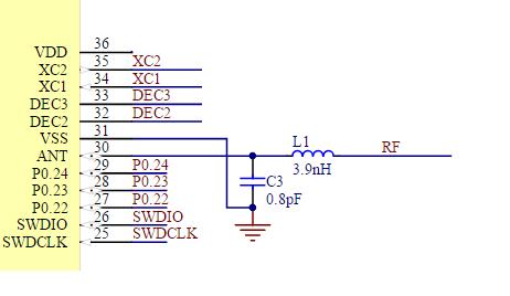 General PCB design guidelines for nRF52 series - Hardware