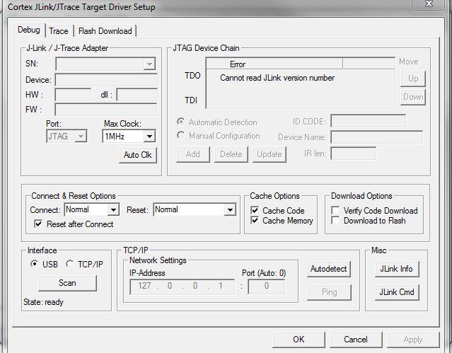 Keil IDE issue with nRF51-DK - Nordic DevZone
