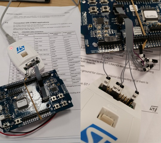 Programming nRF51 with ST-Link & uVision - Nordic DevZone