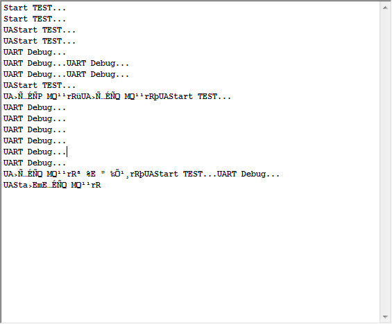 UART FIFO example error - Nordic DevZone