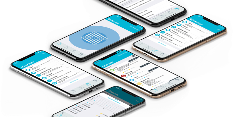 Announcing nRF Connect 2 0 for iOS - Nordic Blog - Nordic