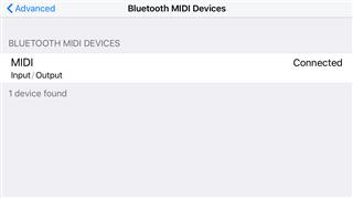 MIDI over Bluetooth LE - Nordic Blog - Nordic Blog - Nordic