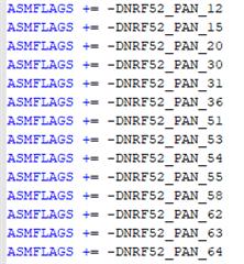 enable debug in thingy52 - Nordic DevZone