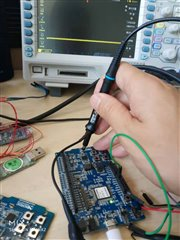 Measurement of NRF 52832 broadcast interval - Nordic DevZone
