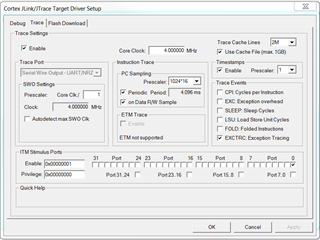ITM_Sendchar() with PCA10056/nrf52840 - Nordic DevZone
