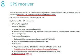 increasing GPS accuracy - Nordic DevZone