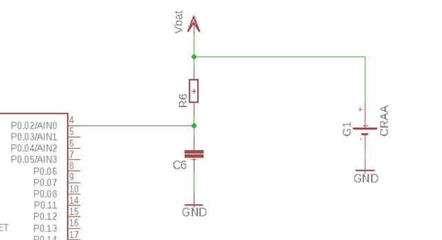 AAA voltage measurement - Nordic DevZone
