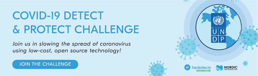 Join the COVID-19 Detect and Protect Challenge!